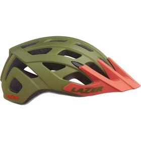 Lazer Roller Helm matte khaki-orange